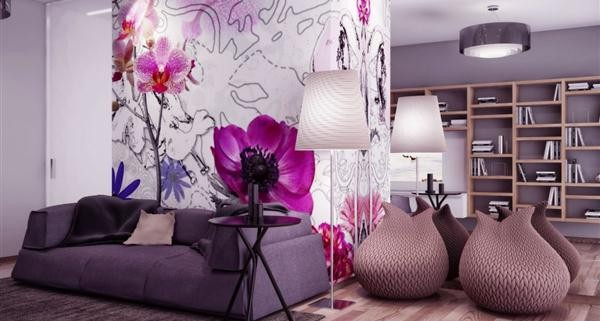 2-beautiful-living-room-flower-wallpaper-for-home