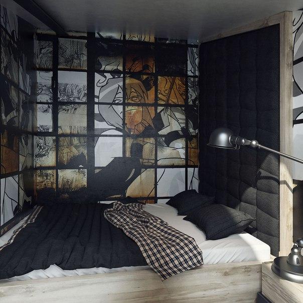 ห้องนอนวัยรุ่น - 005