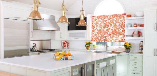 3-Colorful-floral-kitchen-curtain (Custom)