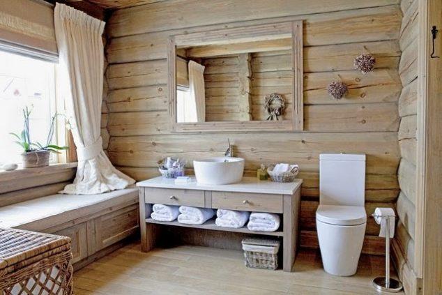 ห้องน้ำไม้ 16