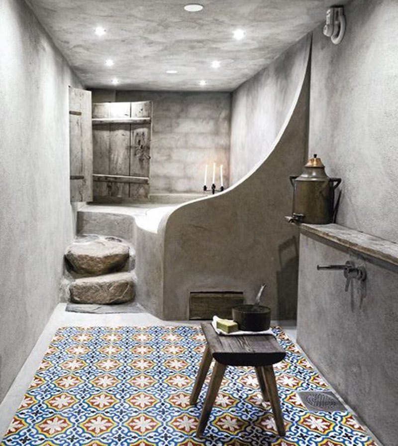 ห้องน้ำปูนเปือย 11