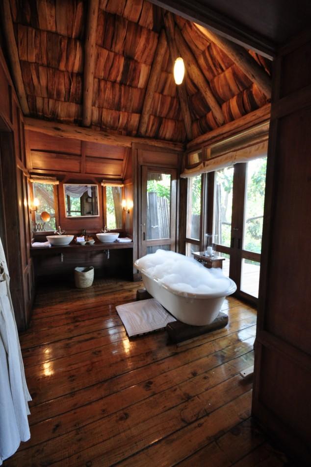 ห้องน้ำไม้ 7