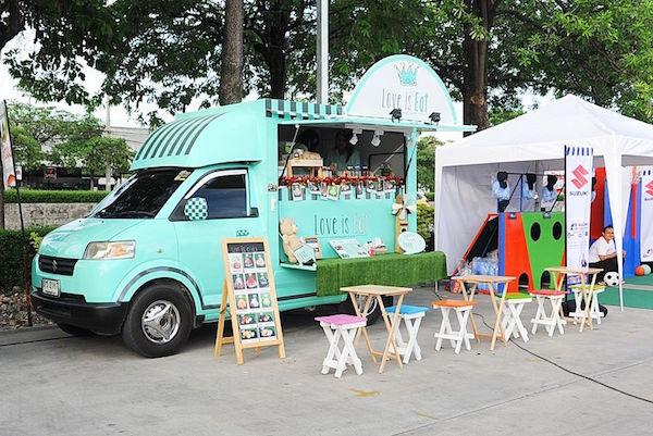 Via Food Truck Club Thailand