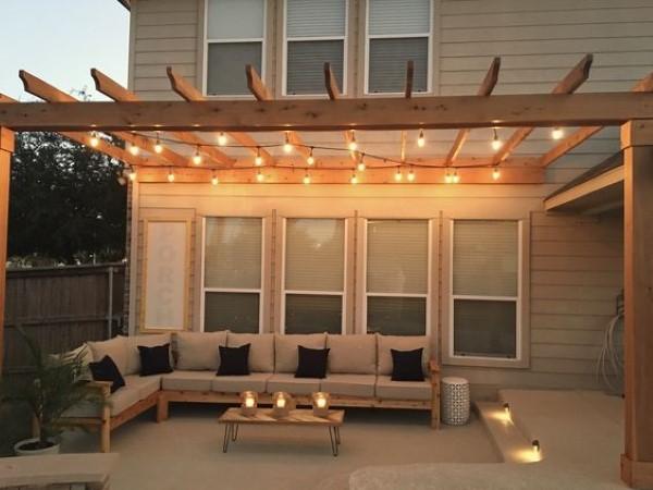 20 outdoor living - Casas pequenas con porche y jardin ...